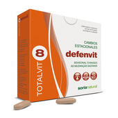 TOTALVIT 8 DEFENVIT 28 Tabs - SORIA NATURAL
