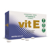 VITAMINA E 48 Tabs - SORIA NATURAL