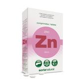 ZINC 48 Tabs - SORIA NATURAL