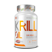 KRILL OIL SUPERBA 60 Softgels - STARLABS NUTRITION