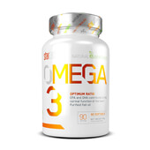 OMEGA 3 90 Softgels - STARLABS NUTRITION