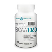 TESTED BCAA 1360 - TESTED NUTRITION