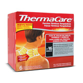 THERMACARE CUELLO, HOMBROS Y MUÑECAS 6 Unds - THERMACARE