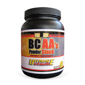 BCAA'S POWDER STACK - ULTIMATE STACK