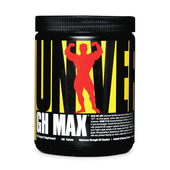 GH MAX 180 Tabs - UNIVERSAL NUTRITION - PRO-HORMONALES NATURALES