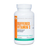 VITAMIN C buffered 1000mg - 100 Tabs - UNIVERSAL NUTRITION - VITAMINA C