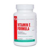 VITAMIN E FORMULA 400 UI - 100 Softgels - UNIVERSAL NUTRITION - VITAMINA E