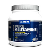 PURE GLUTAMINE 625 g (25% GRATIS) - USN