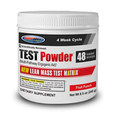 Test Powder 240 g - USP LABS