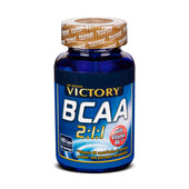 BCAA 2:1:1 - 120 Caps - VICTORY