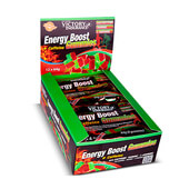 ENERGY BOOST GUMMIES + CAFFEINE 12 x 64g - VICTORY ENDURANCE
