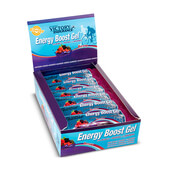 ENERGY BOOST GEL 24 x 42g - VICTORY ENDURANCE