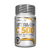 VITAMIN C 500 - 120 Tabs - BIOTECH USA