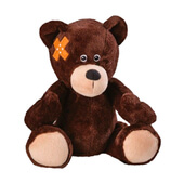 PELUCHE TERMICO OSO MARRON - WARMIES