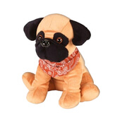 PELUCHE TERMICO PERRO CARLINO - WARMIES