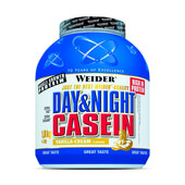 DAY & NIGHT CASEIN 1,8 Kg - WEIDER