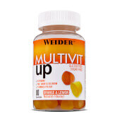 MULTIVIT UP 80 Gominolas - WEIDER