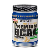 PREMIUM BCAA POWDER 500g - WEIDER