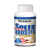SPEED BOOSTER 50 Tabs - WEIDER