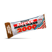 SUPER MEGA MASS 2000 BAR 24 x 60g - WEIDER