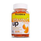 VITAMIN C UP 84 Gominolas - WEIDER