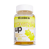 VITAMIN D UP 50 Gominolas - WEIDER