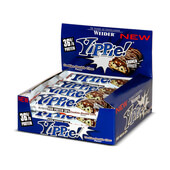 YIPPIE! BAR 12 x 70g - WEIDER