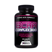 BCAA COMPLEX 3100 - 400 Tabs - XCORE NUTRITION