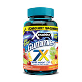 XENADRINE GUMMIES 7X 120 Gominolas - CYTOGENIX