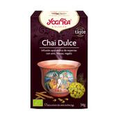CHAI DULCE BIO 17 Infusiones - YOGI TEA