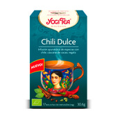 CHILI DULCE 17 Infusiones - YOGI TEA