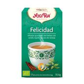 FELICIDAD BIO 17 Infusiones - YOGI TEA