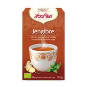 JENGIBRE BIO 17 Infusiones - YOGI TEA