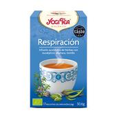 RESPIRACION BIO 17 Infusiones - YOGI TEA