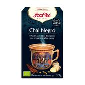 CHAI NEGRO BIO 17 Infusiones - YOGI TEA