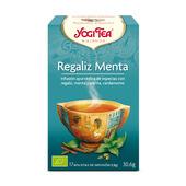 REGALIZ MENTA BIO 17 Infusiones - YOGI TEA