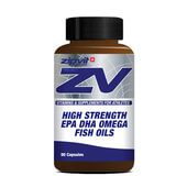 SUPER STRENGTH EPA & DHA OMEGA 3 FISH OIL 1000mg 90 Caps - ZIPVIT