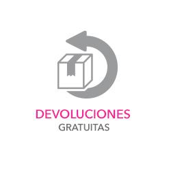 Devoluciones gratuitas
