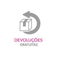 Devoluções gratuitas