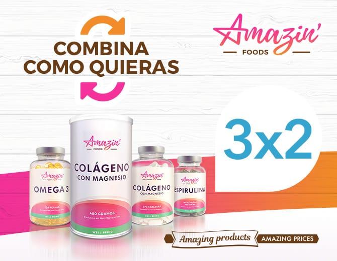 Amazin' Foods 3x2%