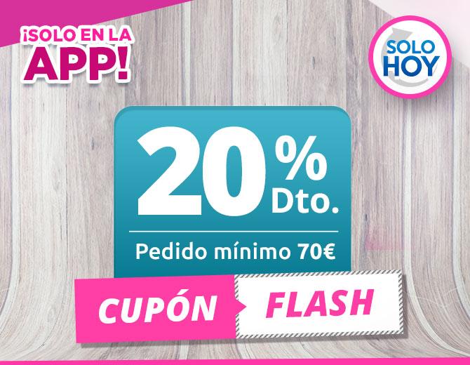 App Cupón -20%