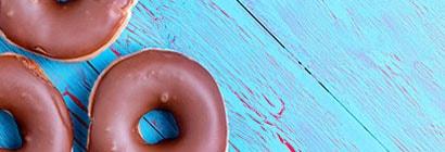 Receita de Donuts FIT ricos em proteínas