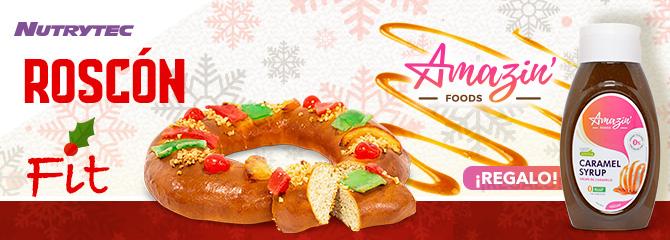 Roscon + regalo Amazin' Foods