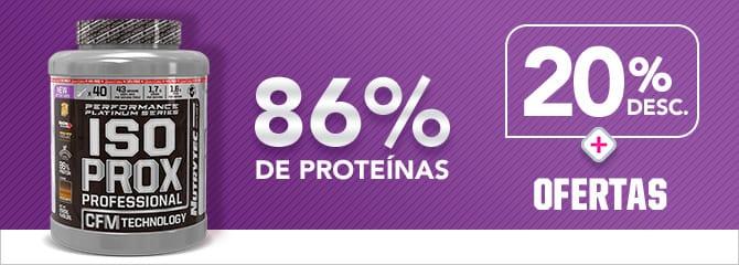 Proteína Isoprox -20%