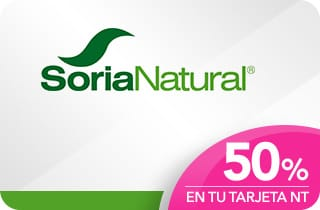 Soria Natural 50% NT