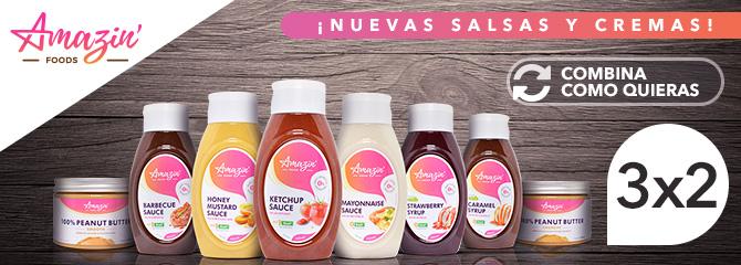 Novedades Amazin Foods