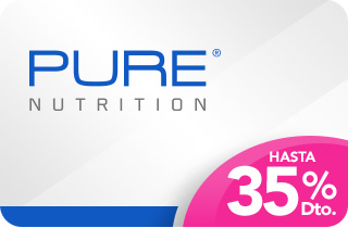 Pure Nutrition hasta -35%