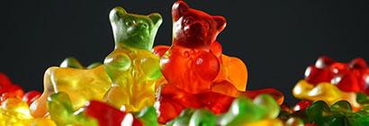Gominolas caseras sin calorías
