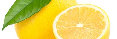 Água com limão em jejum
