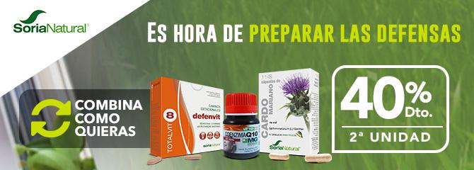 Soria Natural 2ª ud. -40%